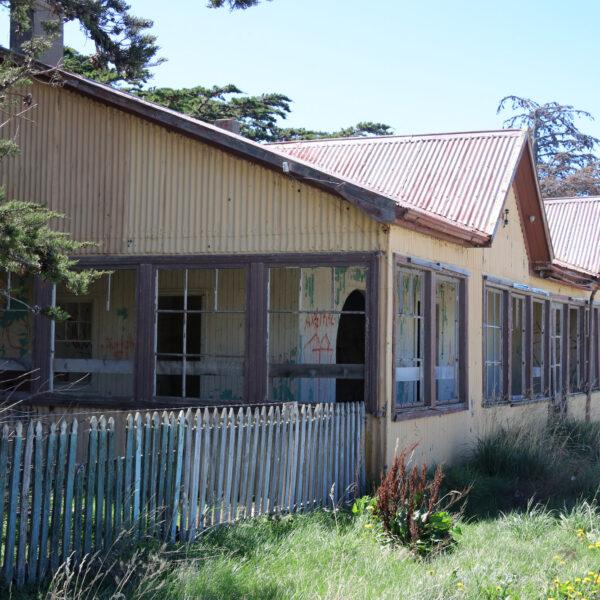 Patagonië - San Gregorio