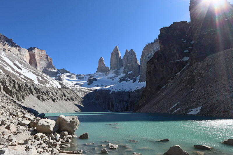 Mooiste reisfoto's 2018 - Torres del Paine