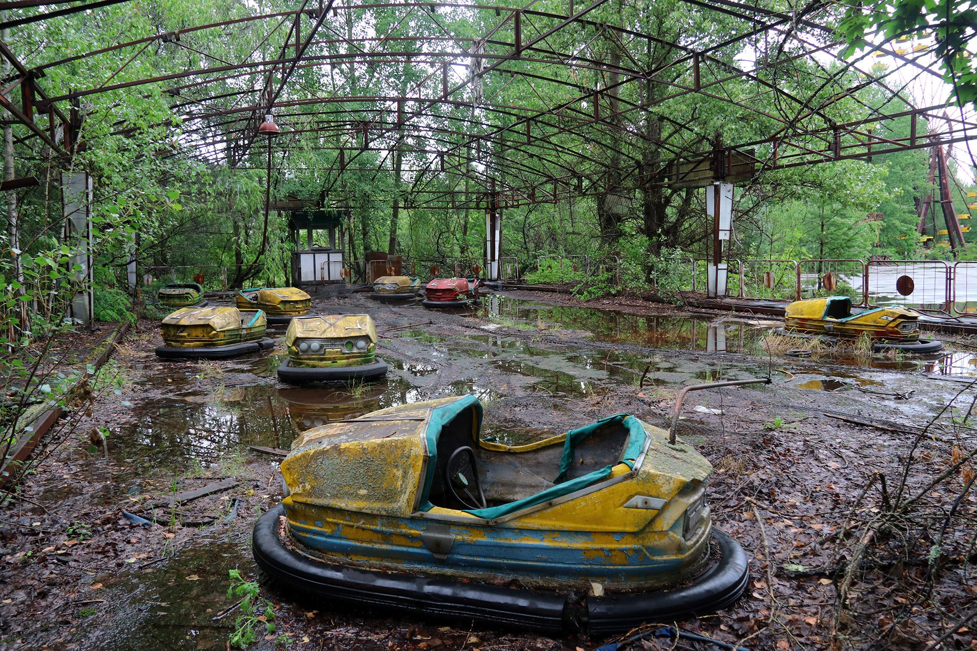 Mooiste reisfoto's 2018 - Tsjernobyl