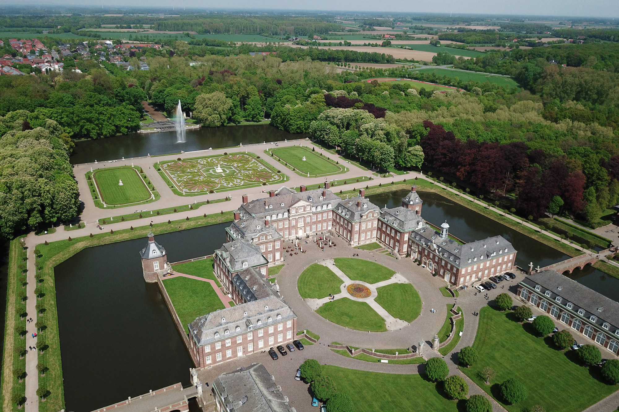 Mooiste reisfoto's 2018 0- Schloss Nordkirchen