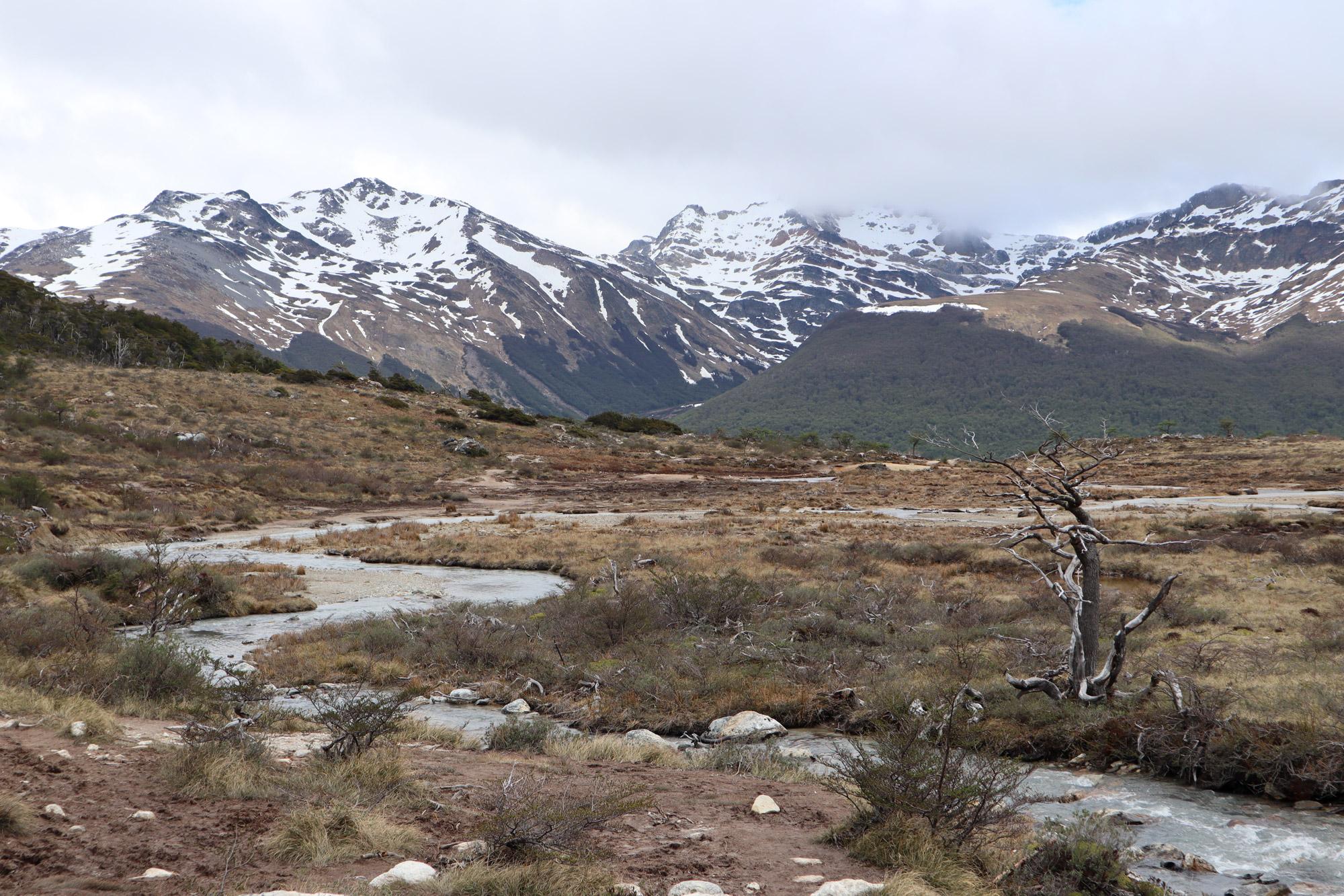 Patagonië - Laguna Esmeralda