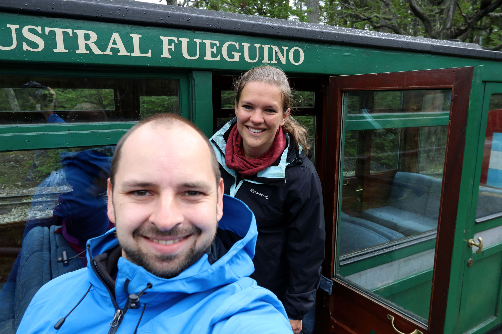 Patagonië - Tren del fin del Mundo