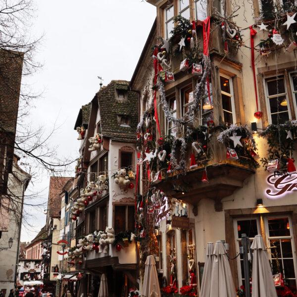 Straatsburg kerstmarkt - Frankrijk