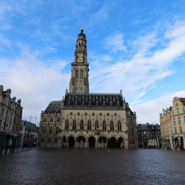 Belfort van Arras - Arras - Frankrijk