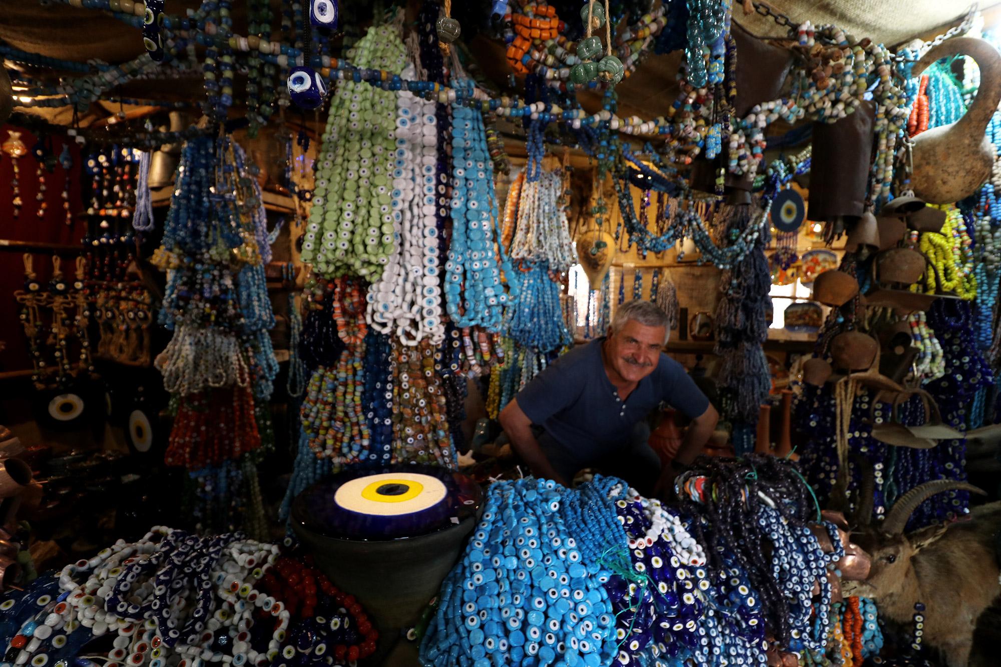 Blue Monday - Het Blauwe Oog in Izmir
