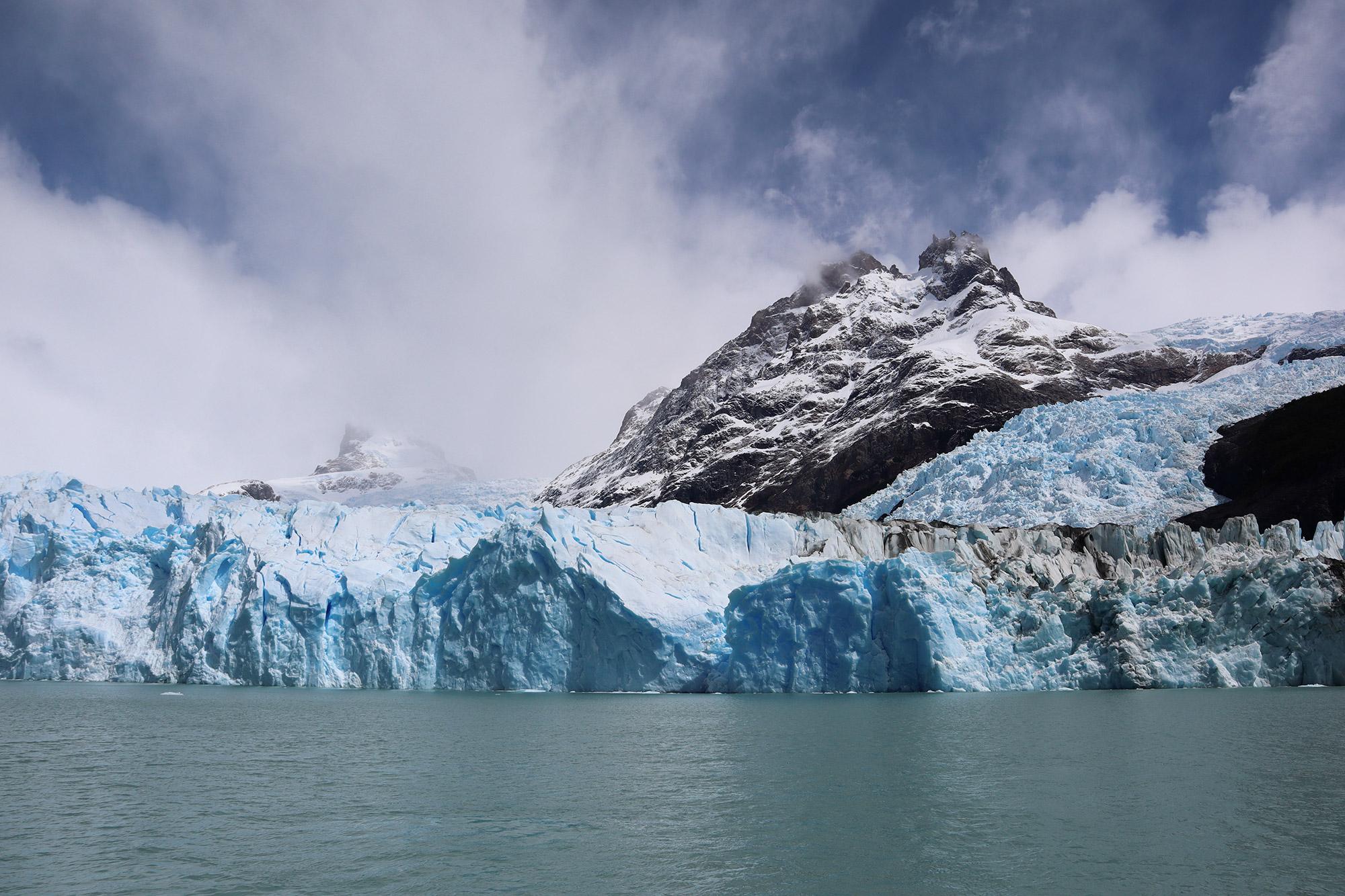Blue Monday - Parque Nacional los Glaciares in Argentinië
