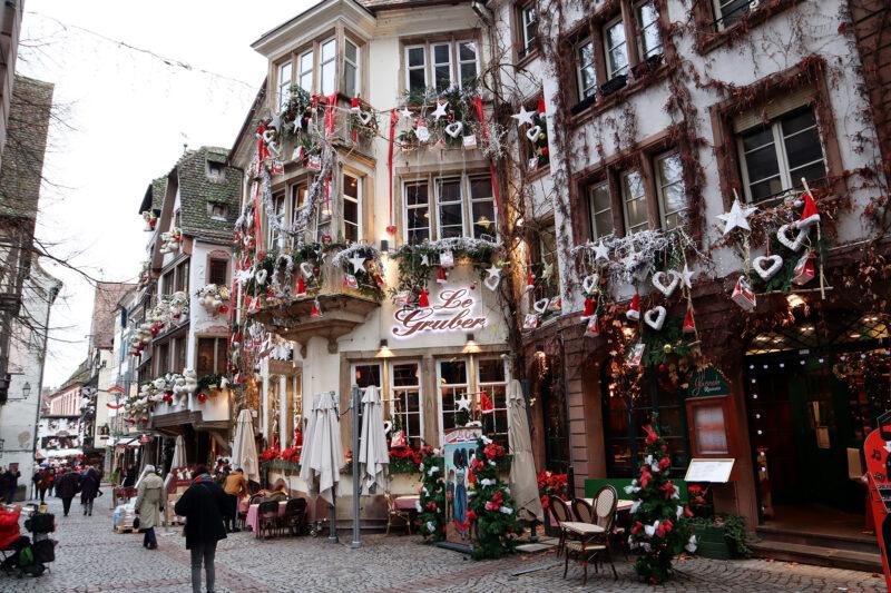Foto van de maand: december 2018 - Kerstmarkt van Straatsburg