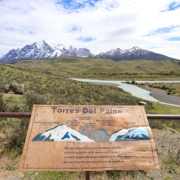 Parque Nacional Torres del Paine - Chili