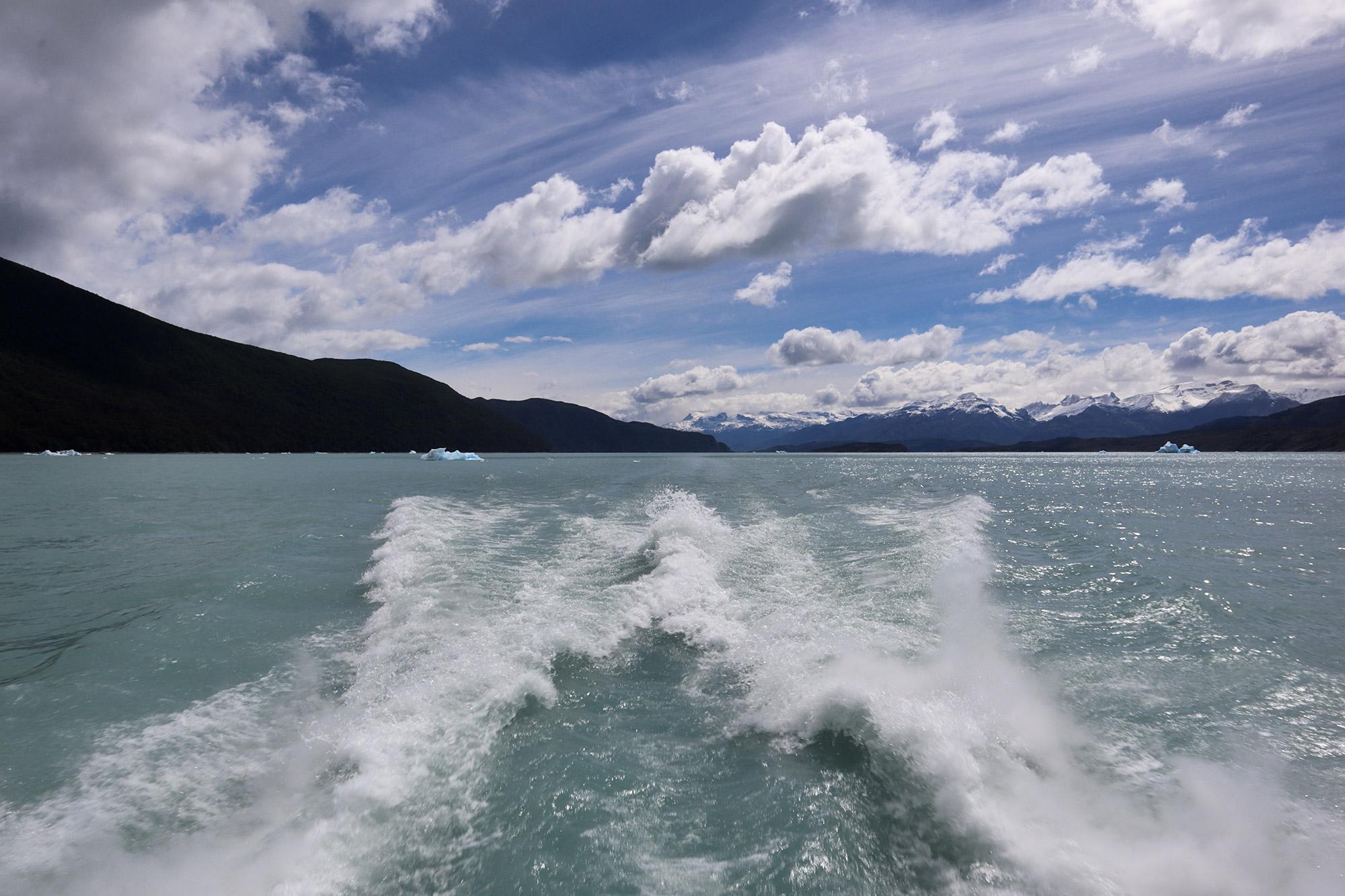 Reisverslag Patagonië - Parque Nacional Los Glaciares