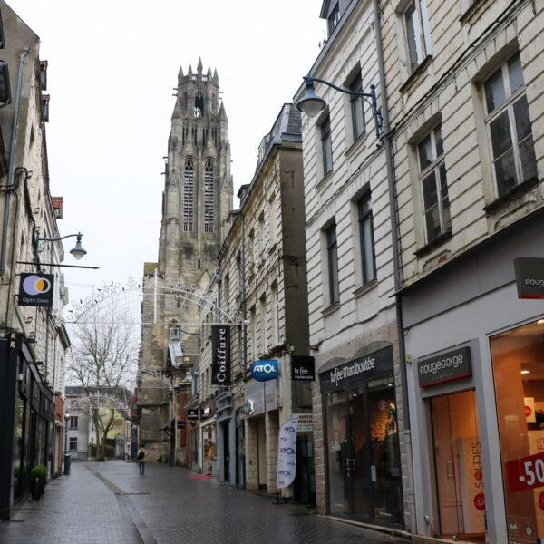 Saint-Jean Baptiste kerk - Arras - Frankrijk