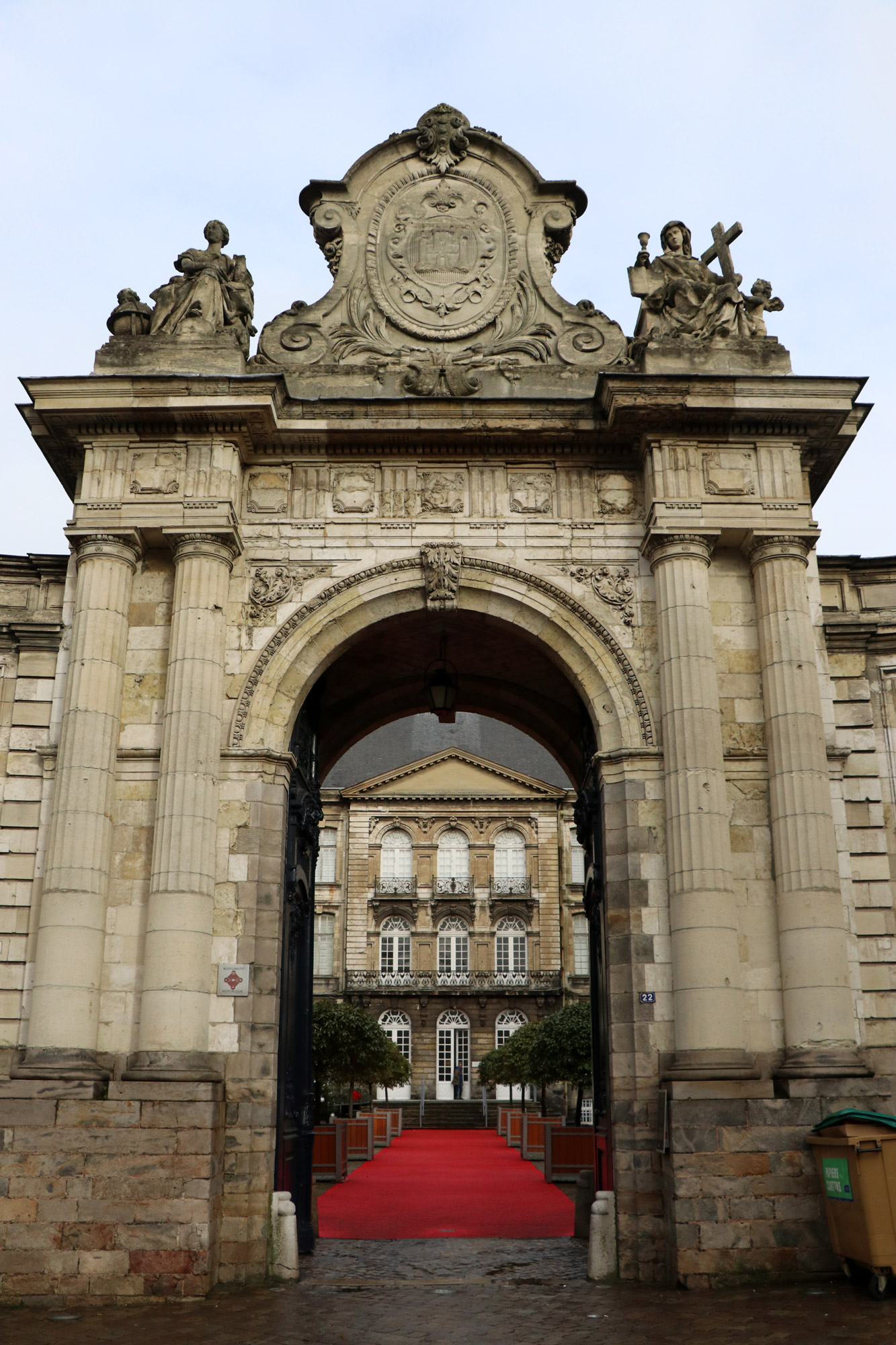 Stedentrip Arras - Abdij van Sint Vaast