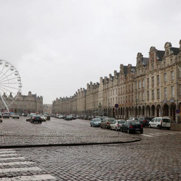 Stedentrip Arras - Grand Place
