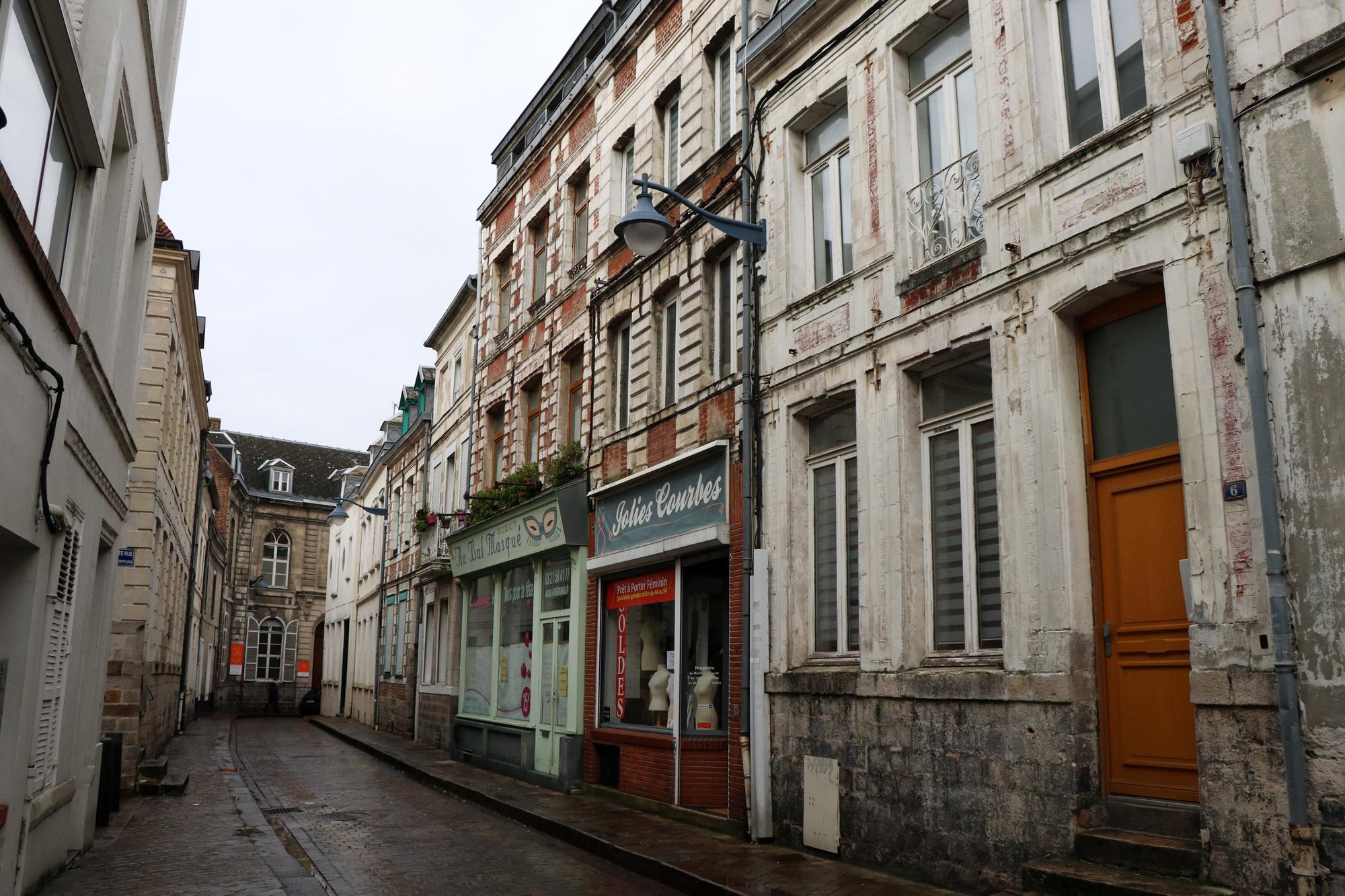 Stedentrip Arras - Stadswandeling door de binnenstad