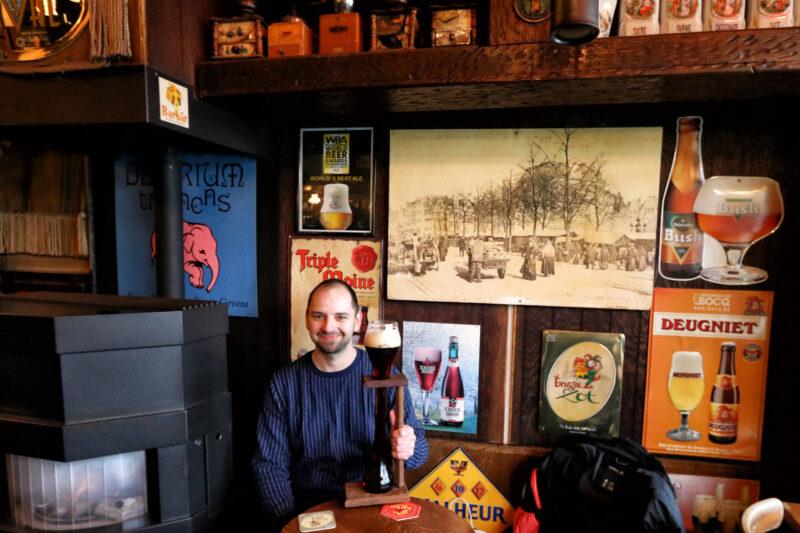 Acht leuke biercafés van Gent