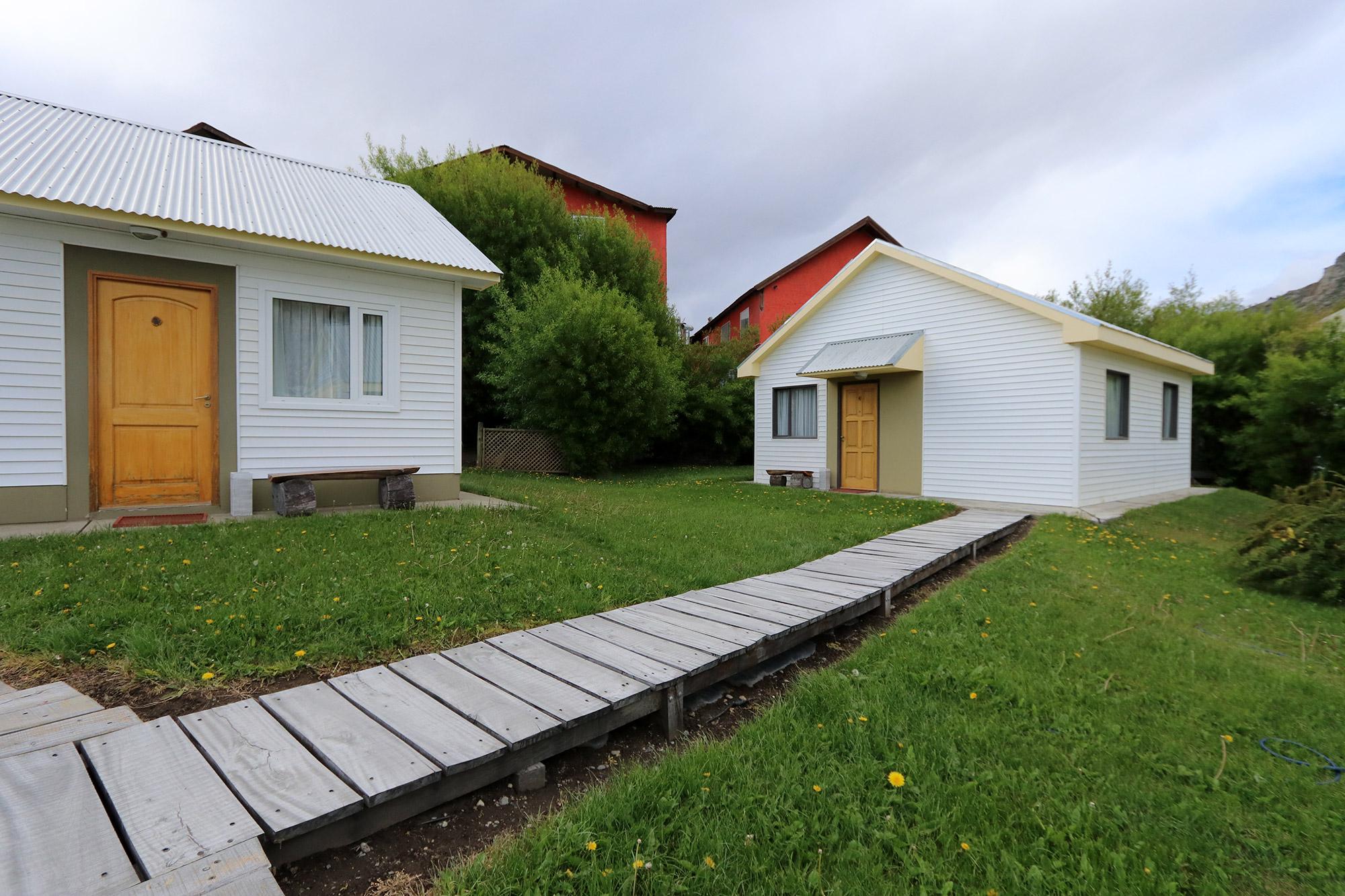Reisverslag Patagonië - Airbnb in El Chaltén