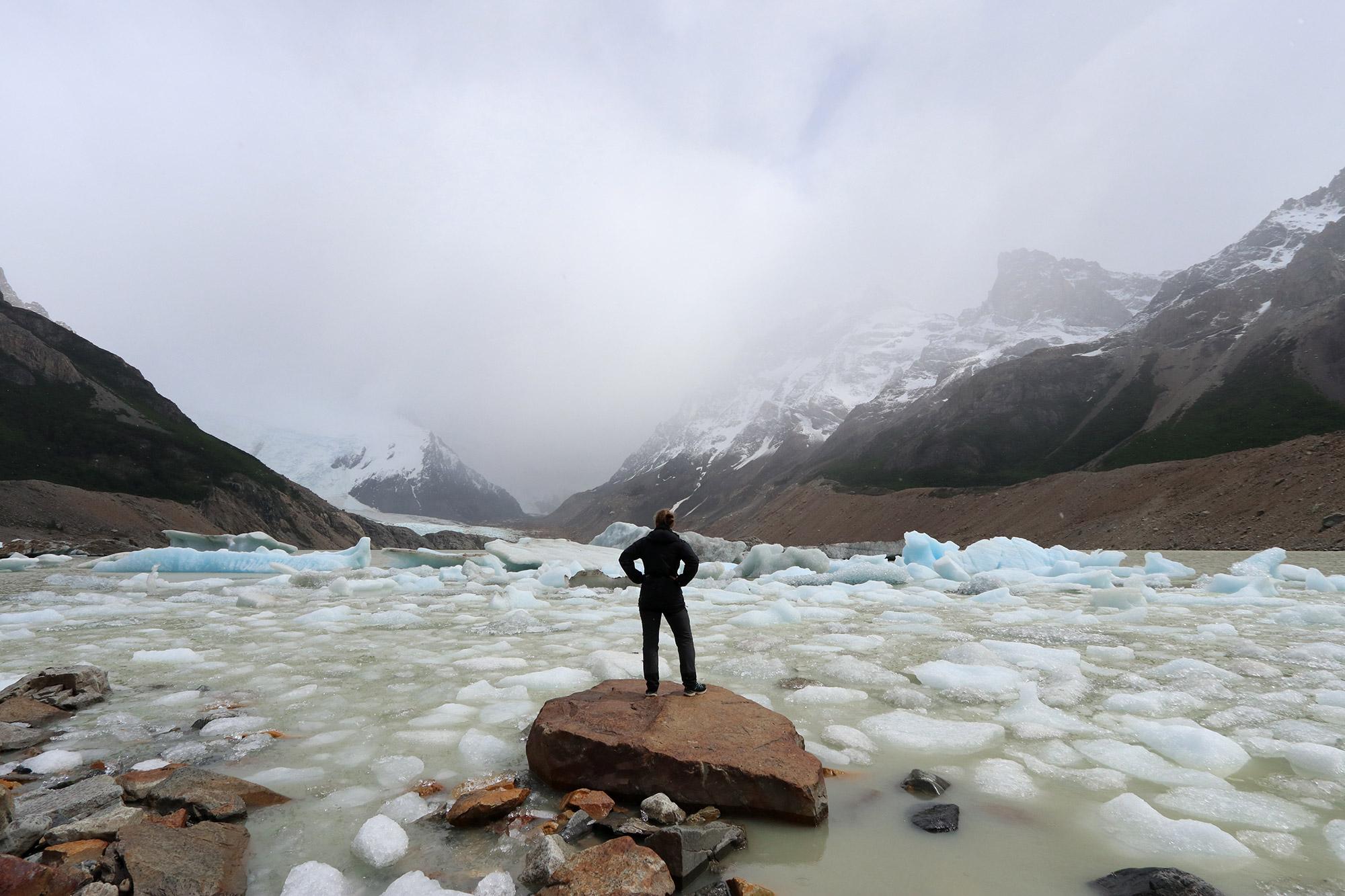 Reisverslag Patagonië - Laguna Torre