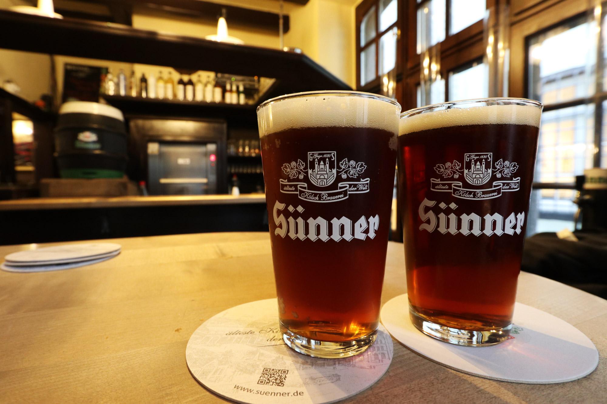 5 leuke biercafés in Keulen - Kölsch