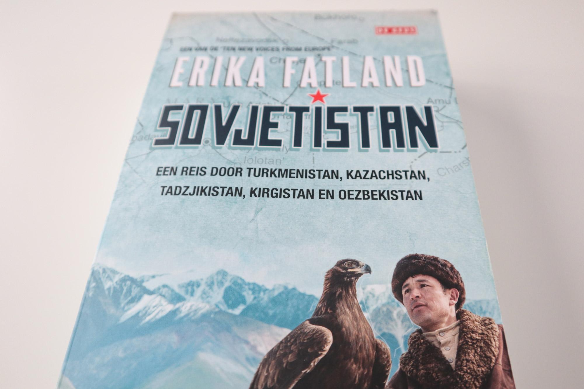 Erika Fatland- Sovjetistan