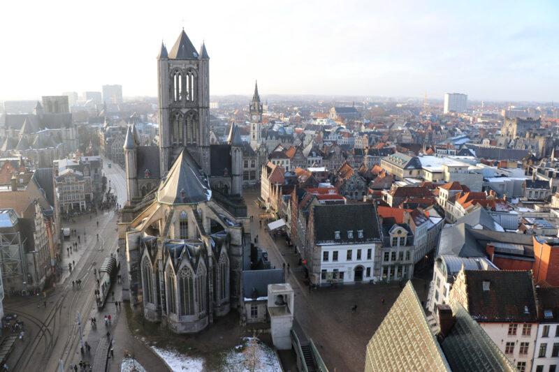 Mijn tips voor Gent - Beklim het Belfort