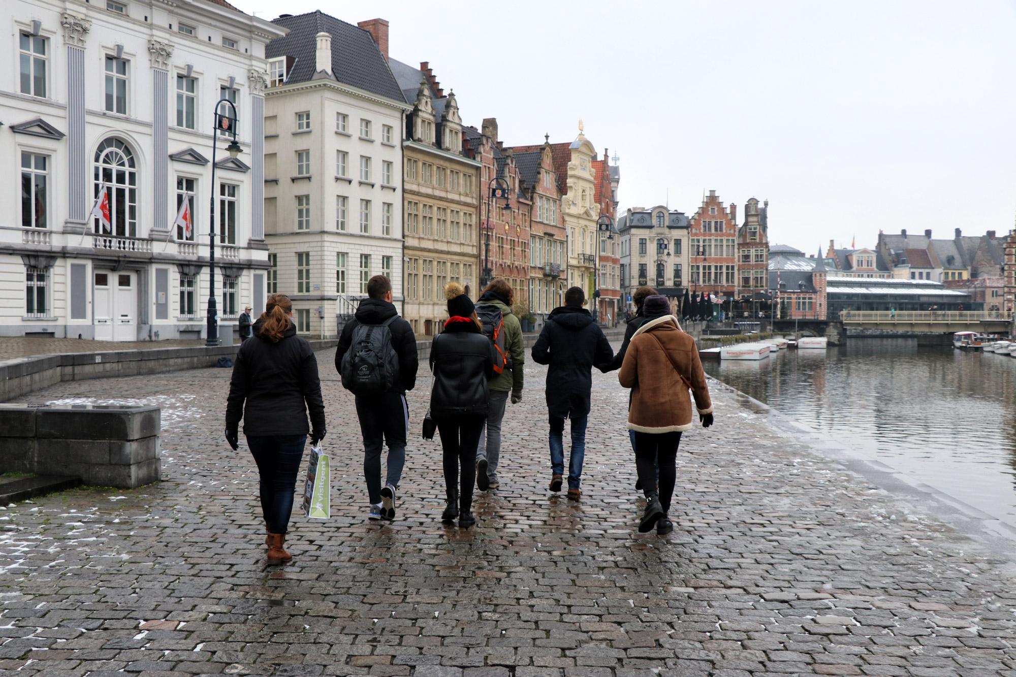 Mijn tips voor Gent - Gratis stadswandeling