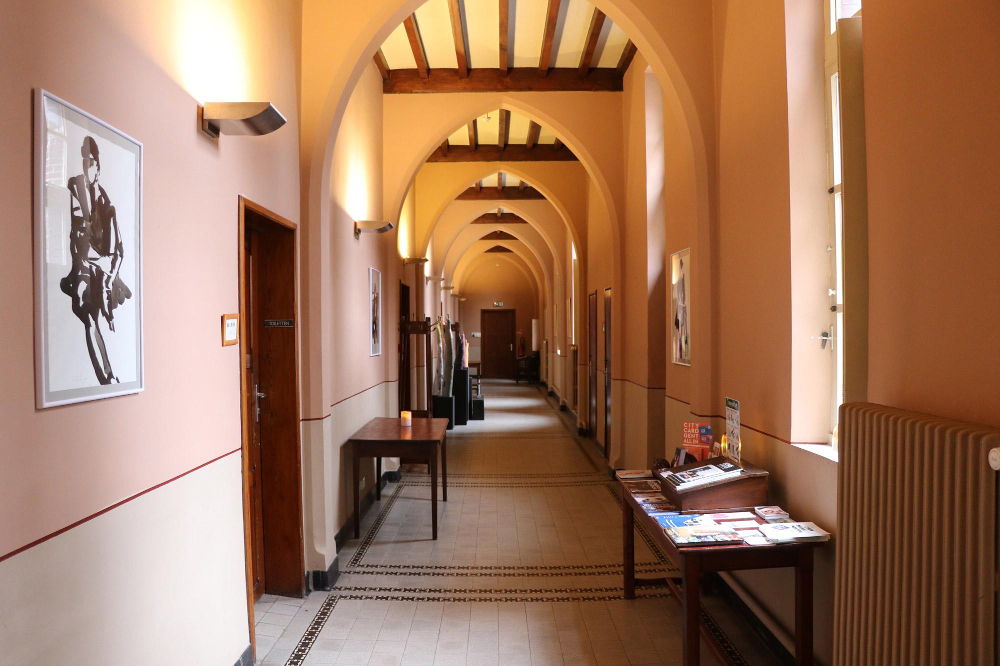 Mijn tips voor Gent - Slapen in een voormalig klooster
