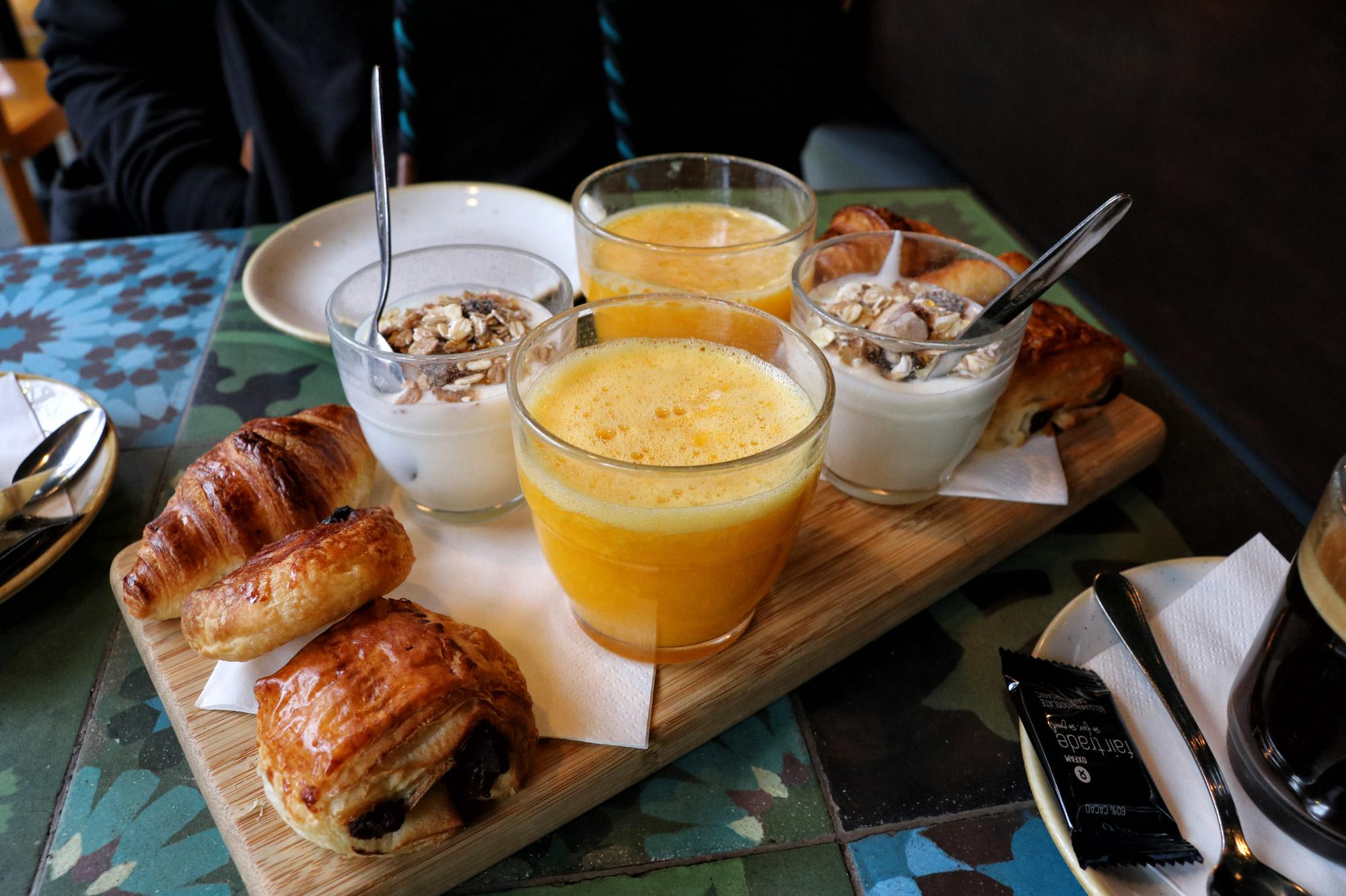 Mijn tips voor Gent - Ontbijt bij Simon Says