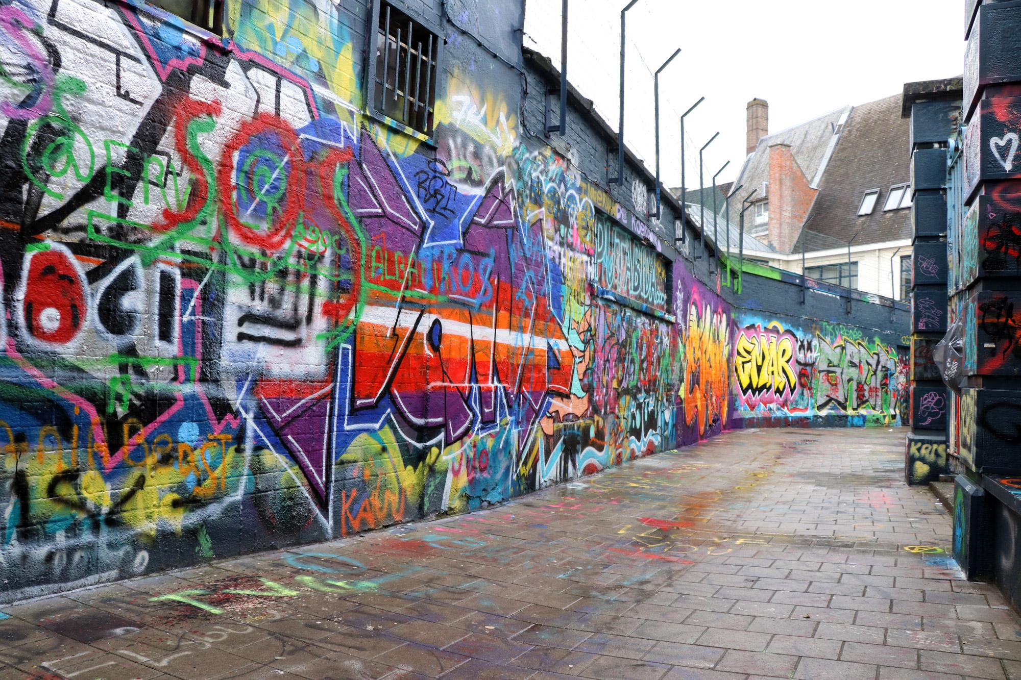 Mijn tips voor Gent - Street art