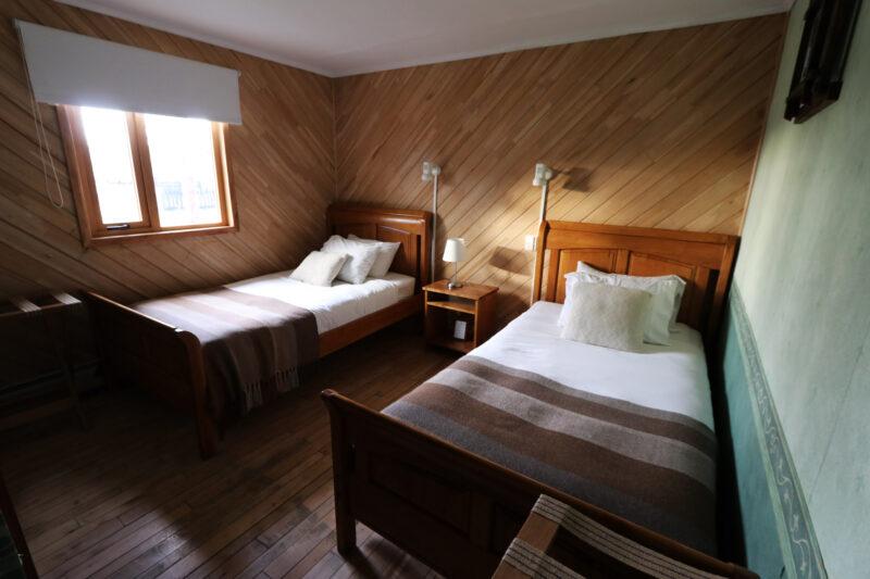 Bijzondere hotels: Parador Russfin in Chili