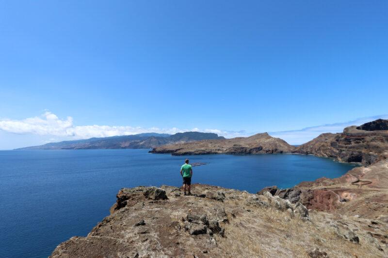Wandeling: Ponta de São Lourenço op Madeira