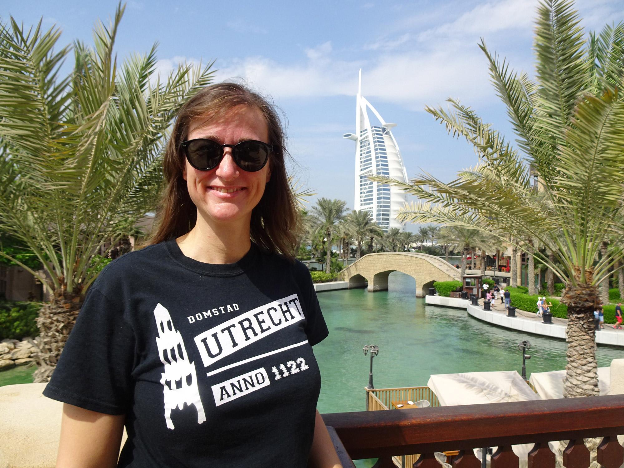 Anika - Dubai - Burj Al Arab