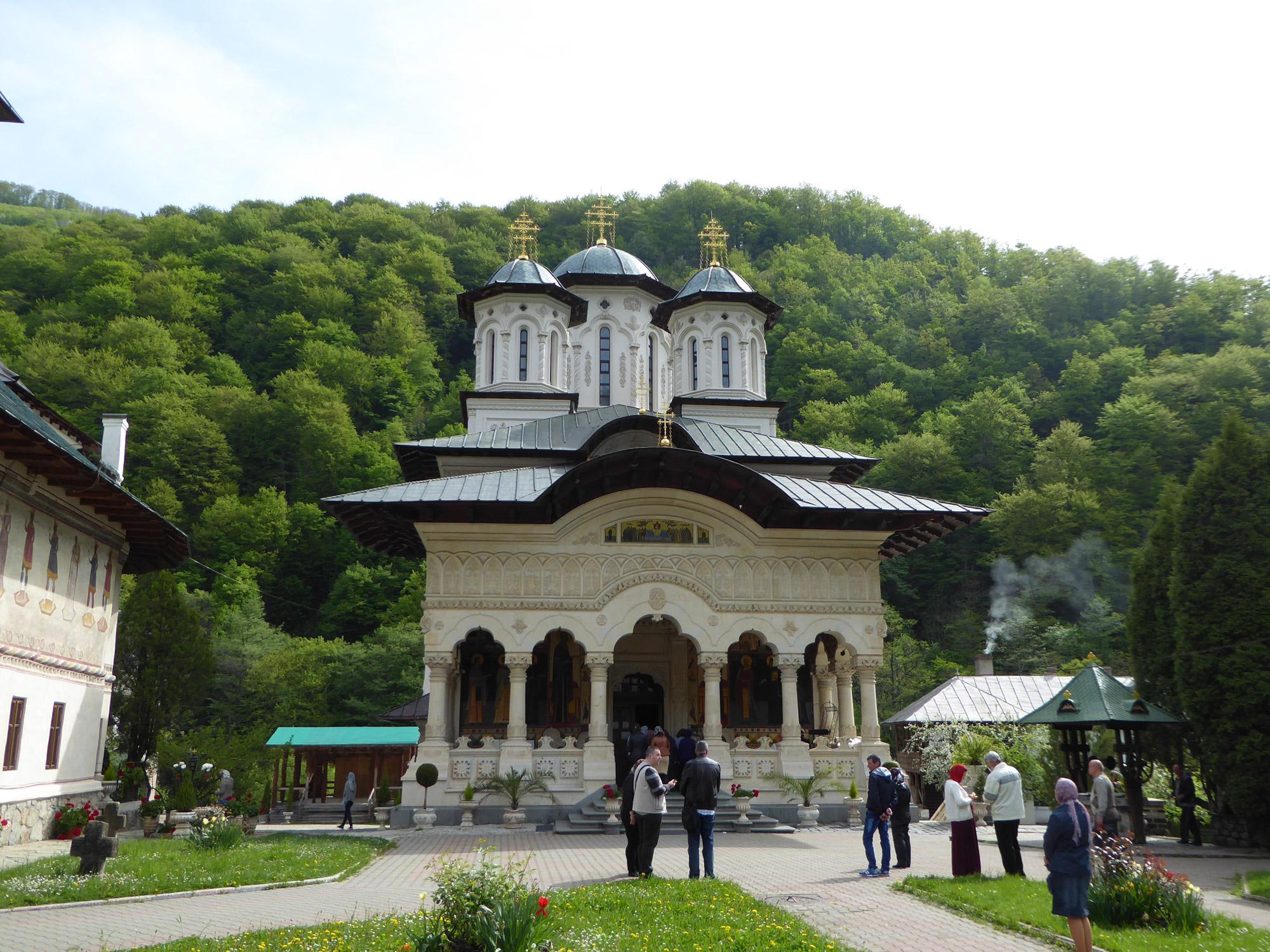 Anika - Roemenië - Klooster