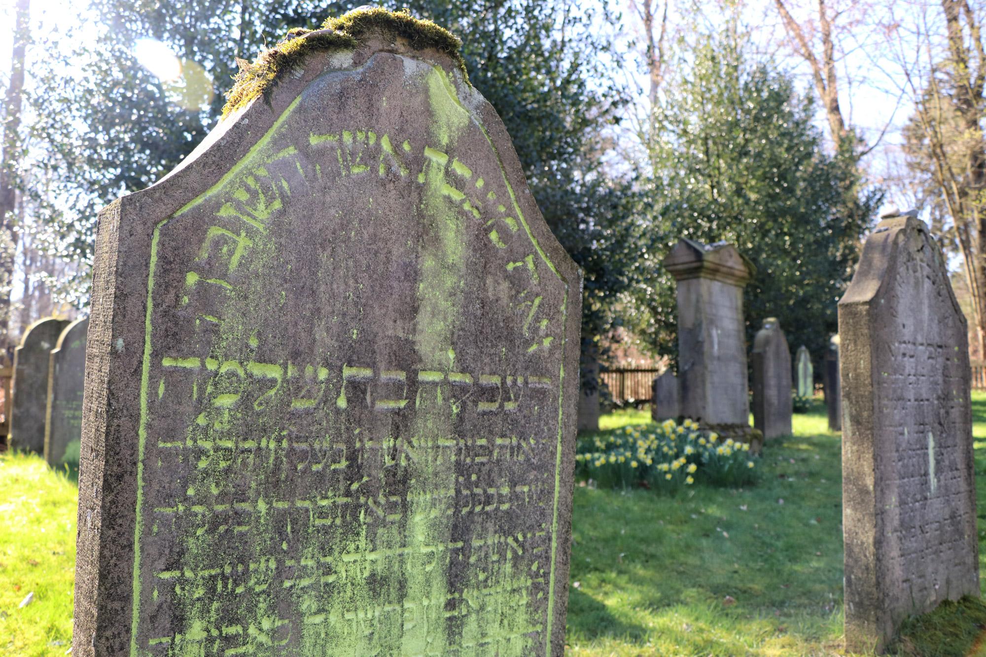 Essen-Kettwig - Joodse begraafplaats