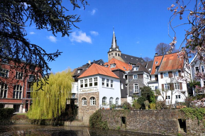 Essen-Kettwig - Mühlengraben