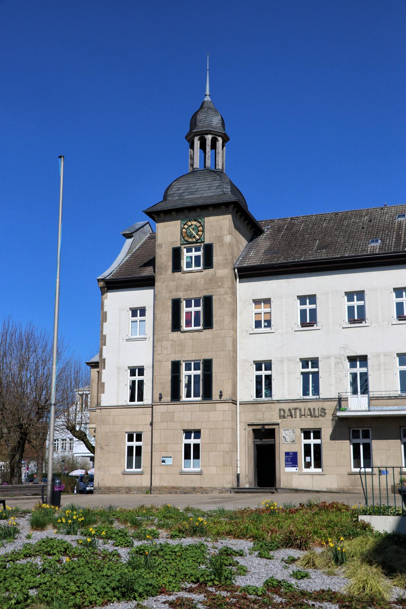Essen-Kettwig - Rathaus