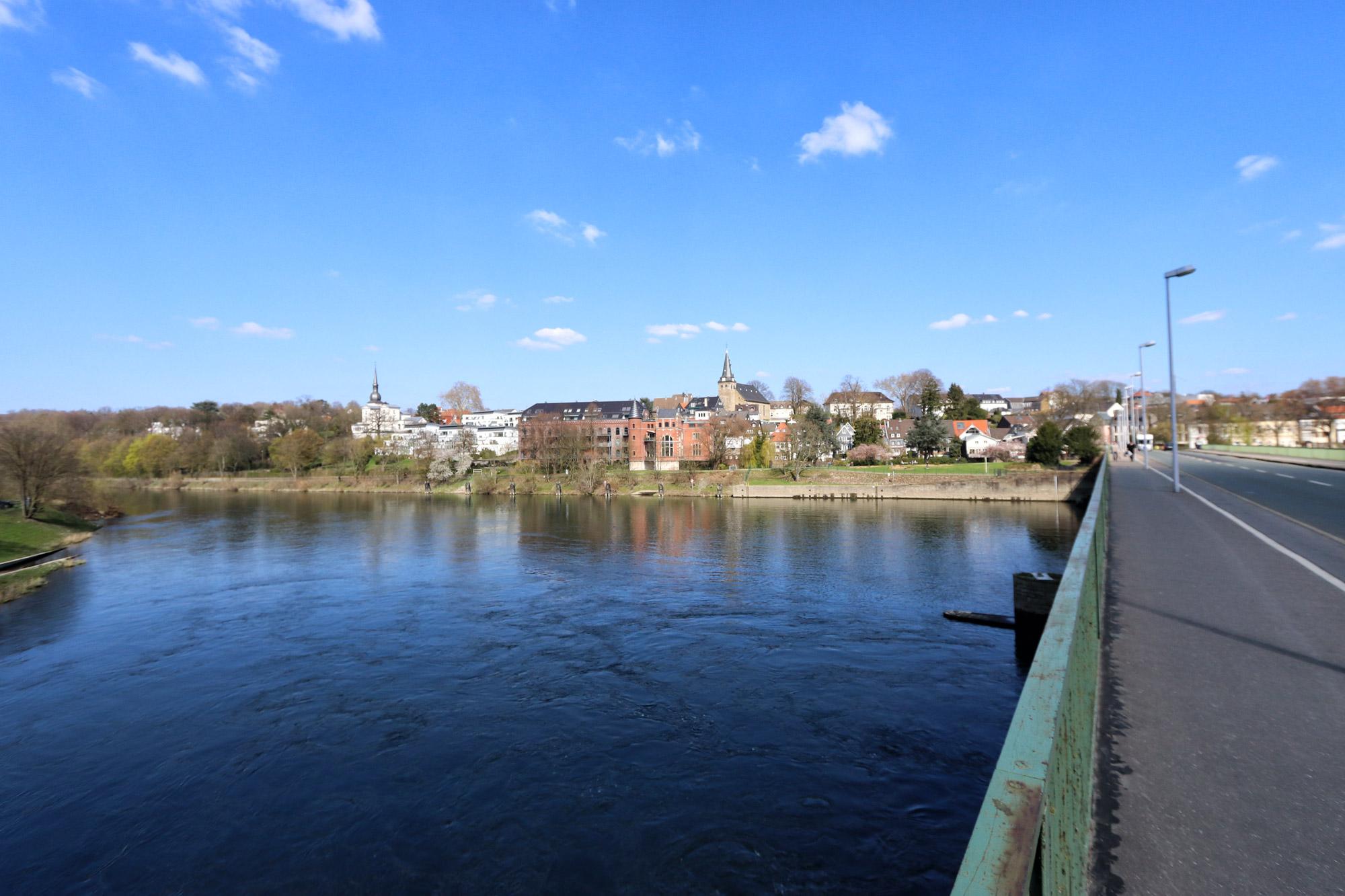 Essen-Kettwig - Ruhrbrücke