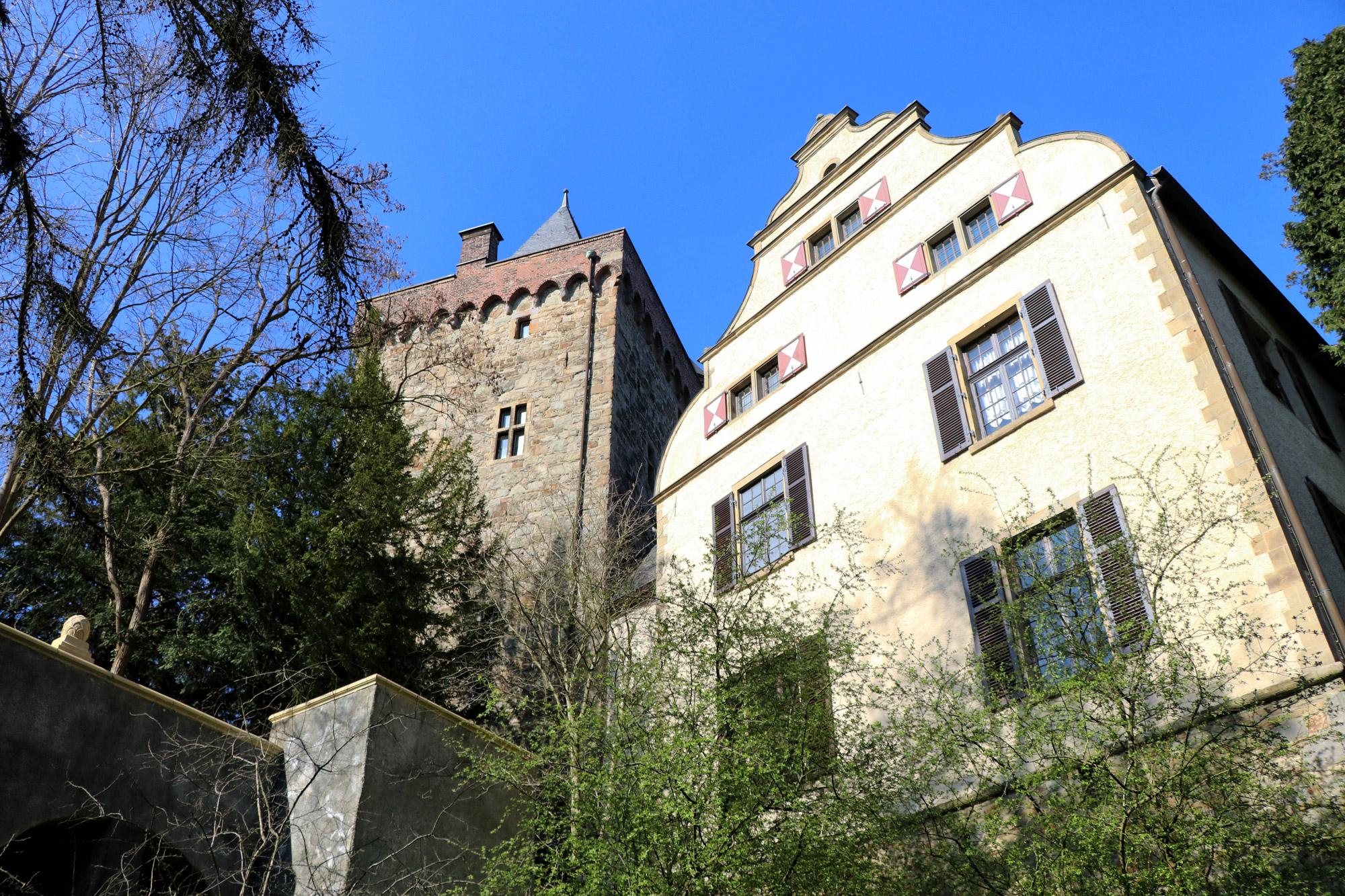 Essen-Kettwig - Schloss Landsberg