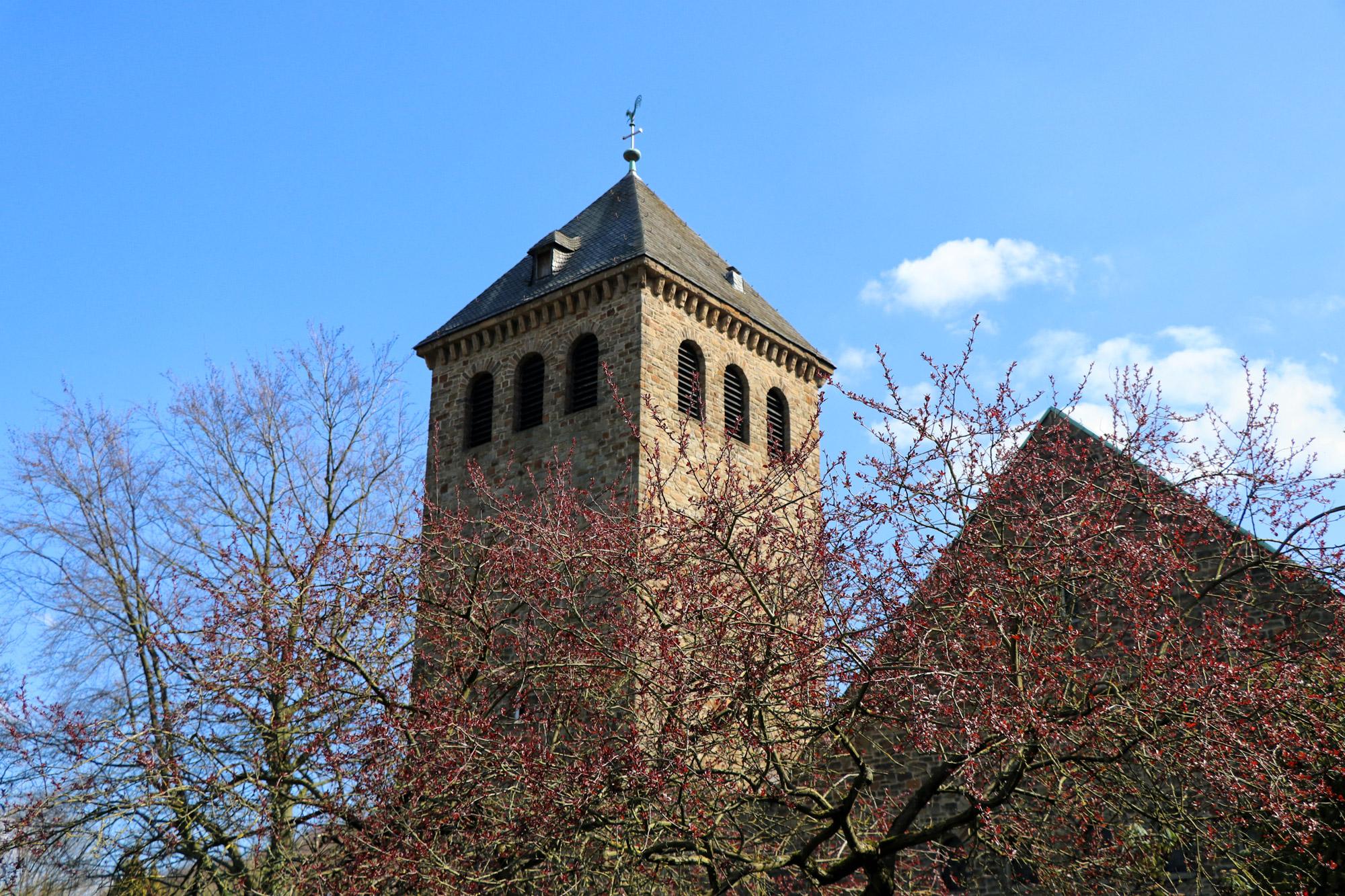 Essen-Kettwig - St. Josef Kirche