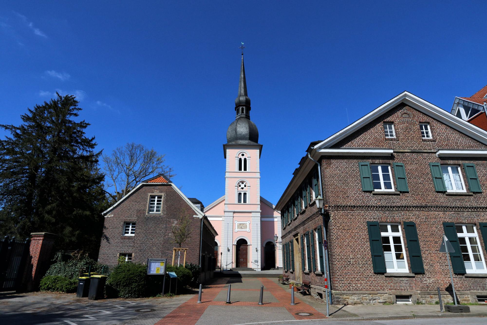 Essen-Kettwig - St. Peter Kirche