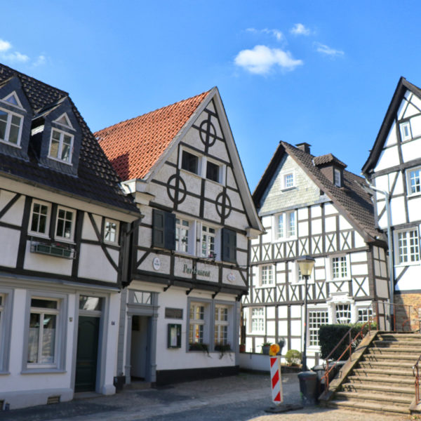 Essen-Kettwig - Tuchmacherplatz