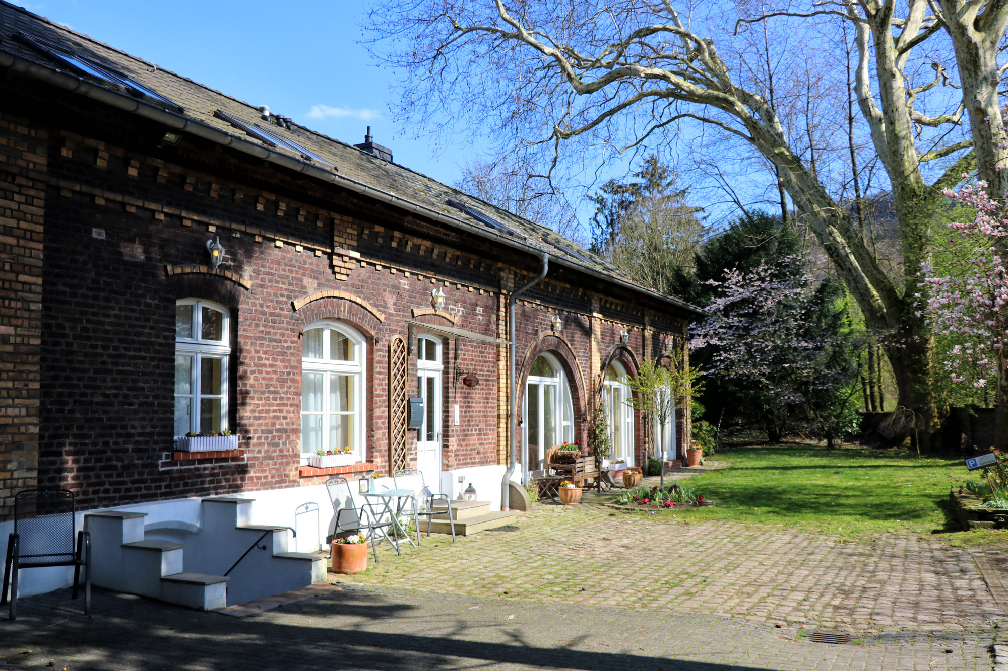 Essen-Kettwig - Villa Karrenberg