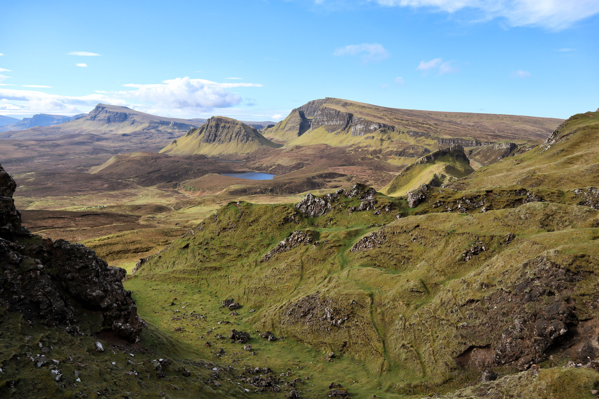 Foto van de maand: April 2019 - The Quiraing, Isle of Skye