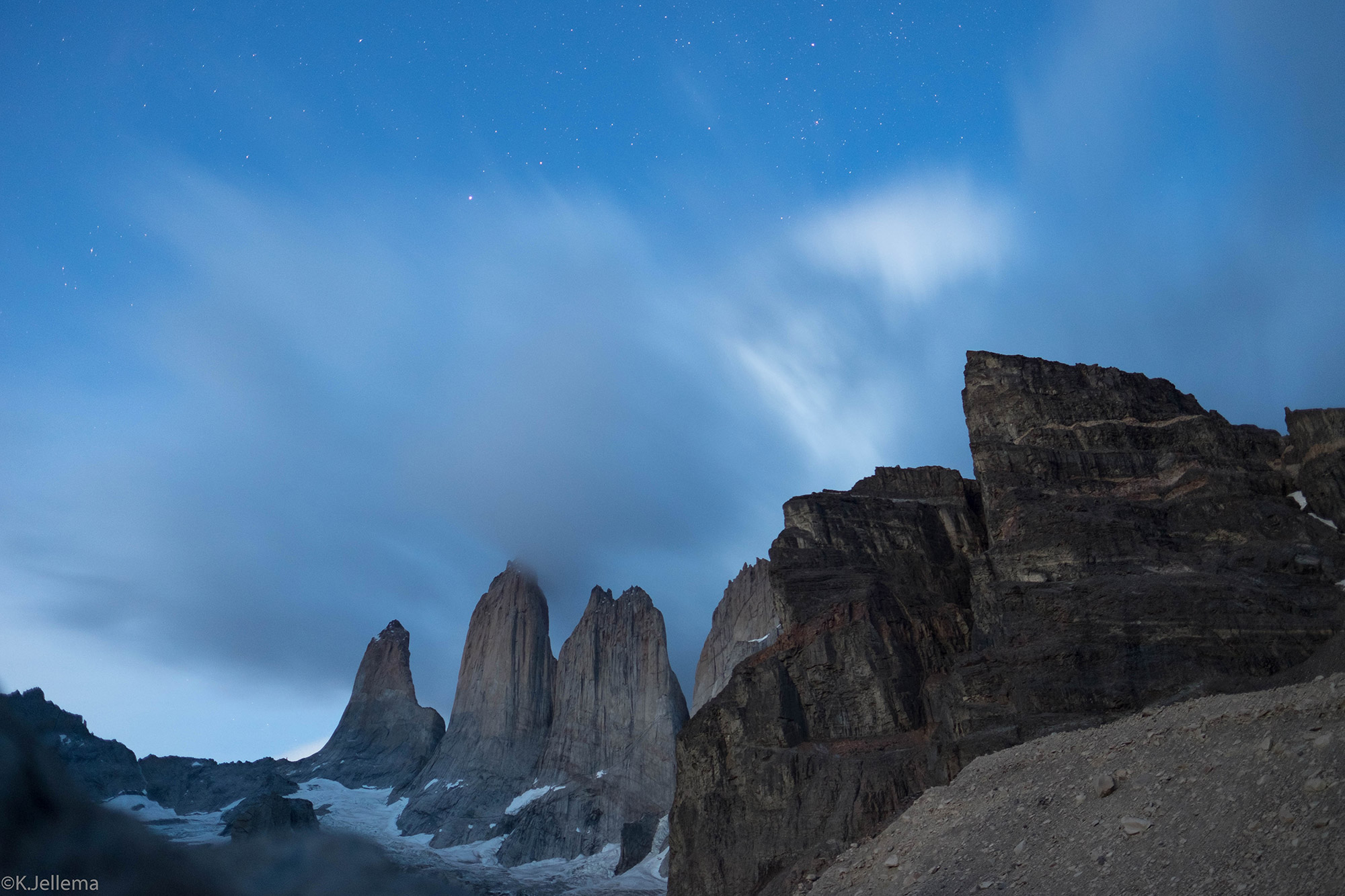 Katinka - Torres del Paine