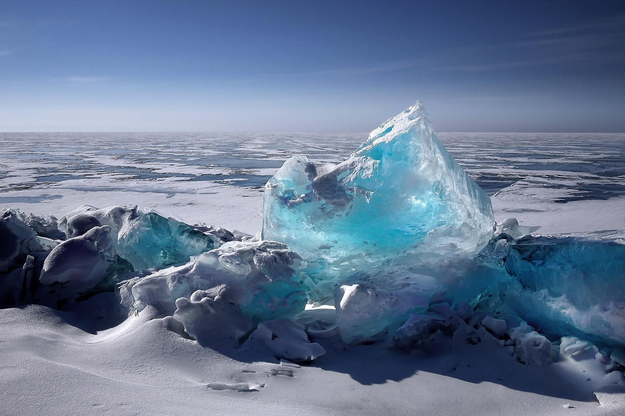 Op mijn wishlist: het Baikalmeer