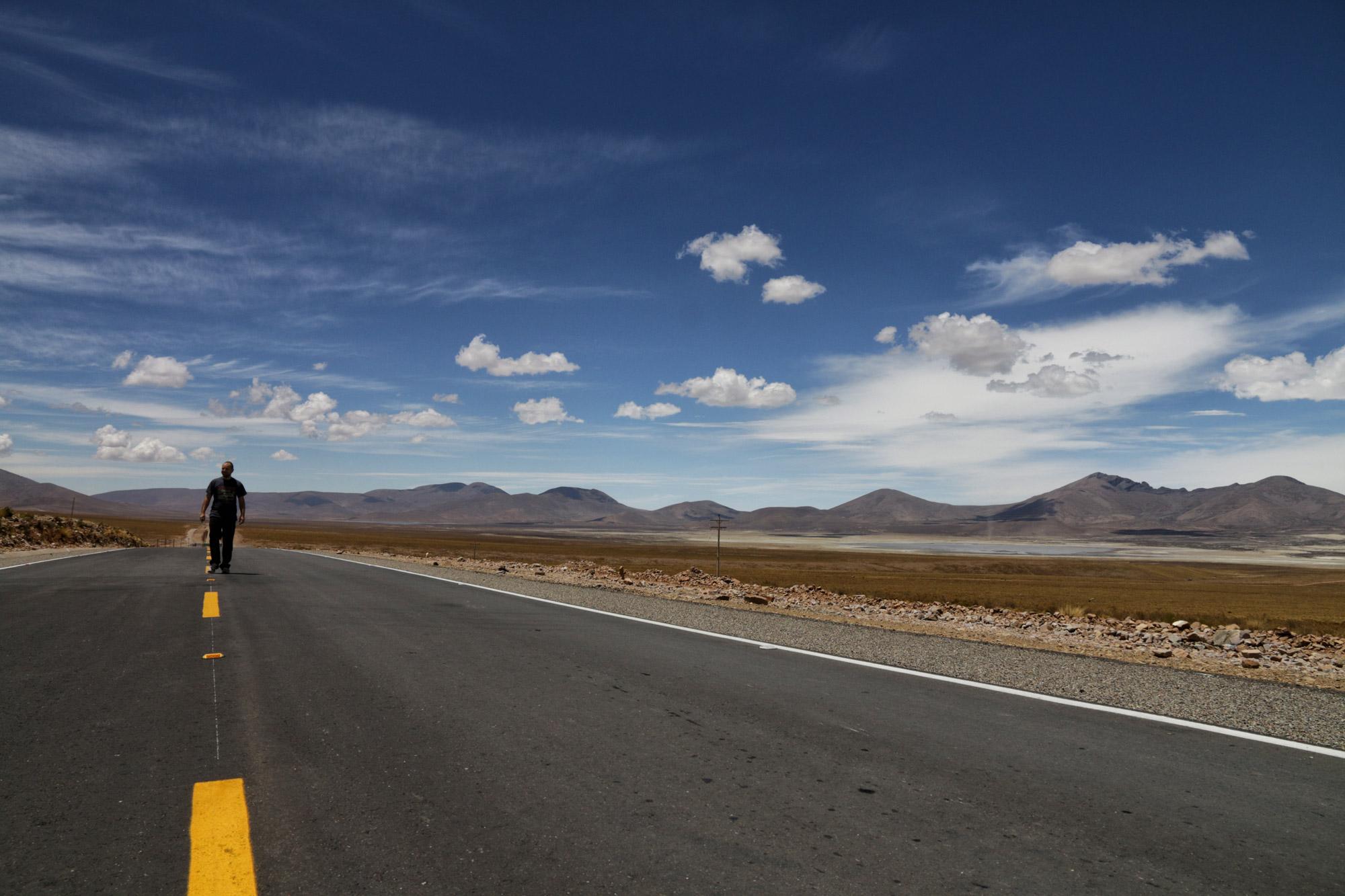 Bolivia in 20 beelden - Het landschap van de Potosí Departamento