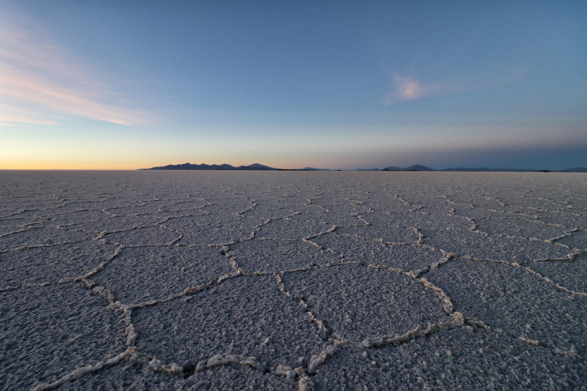 Bolivia in 20 beelden - Salar de Uyuni