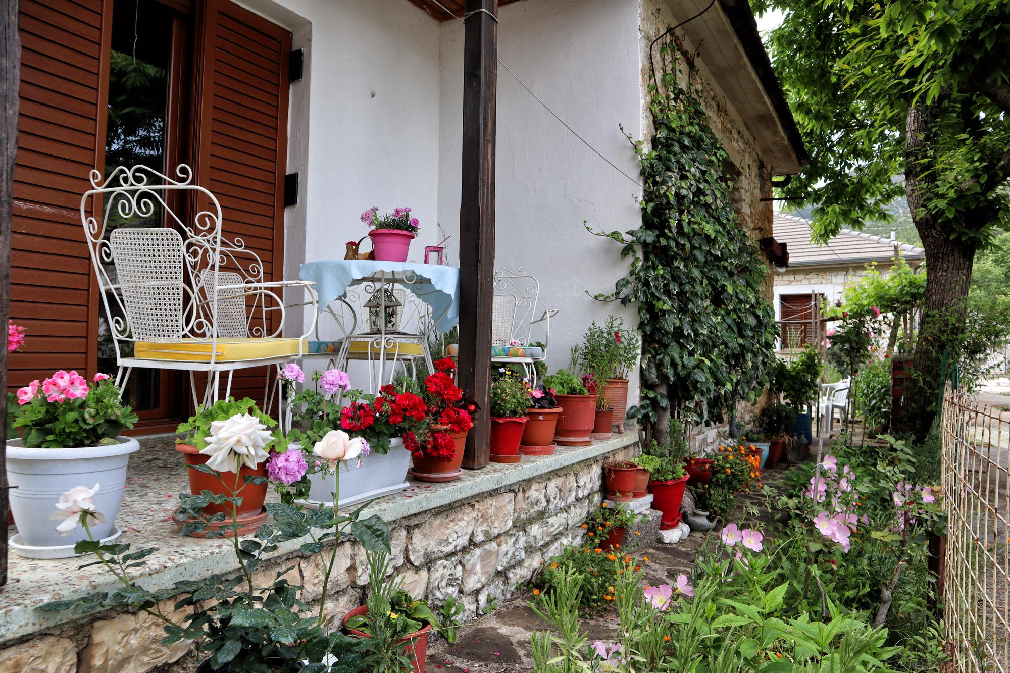 Tzoumerka - Ioannina eiland