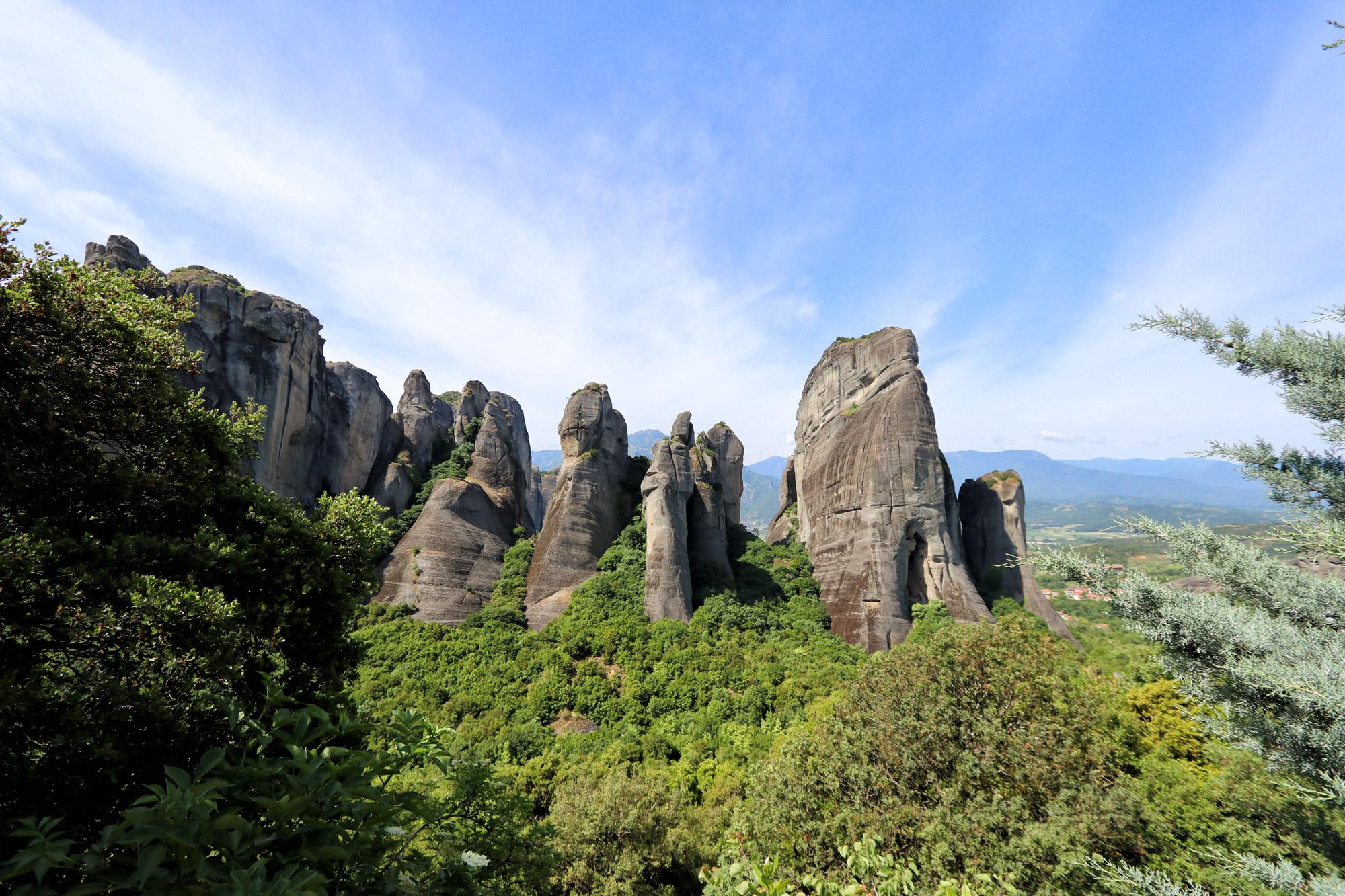 Tzoumerka - Meteora