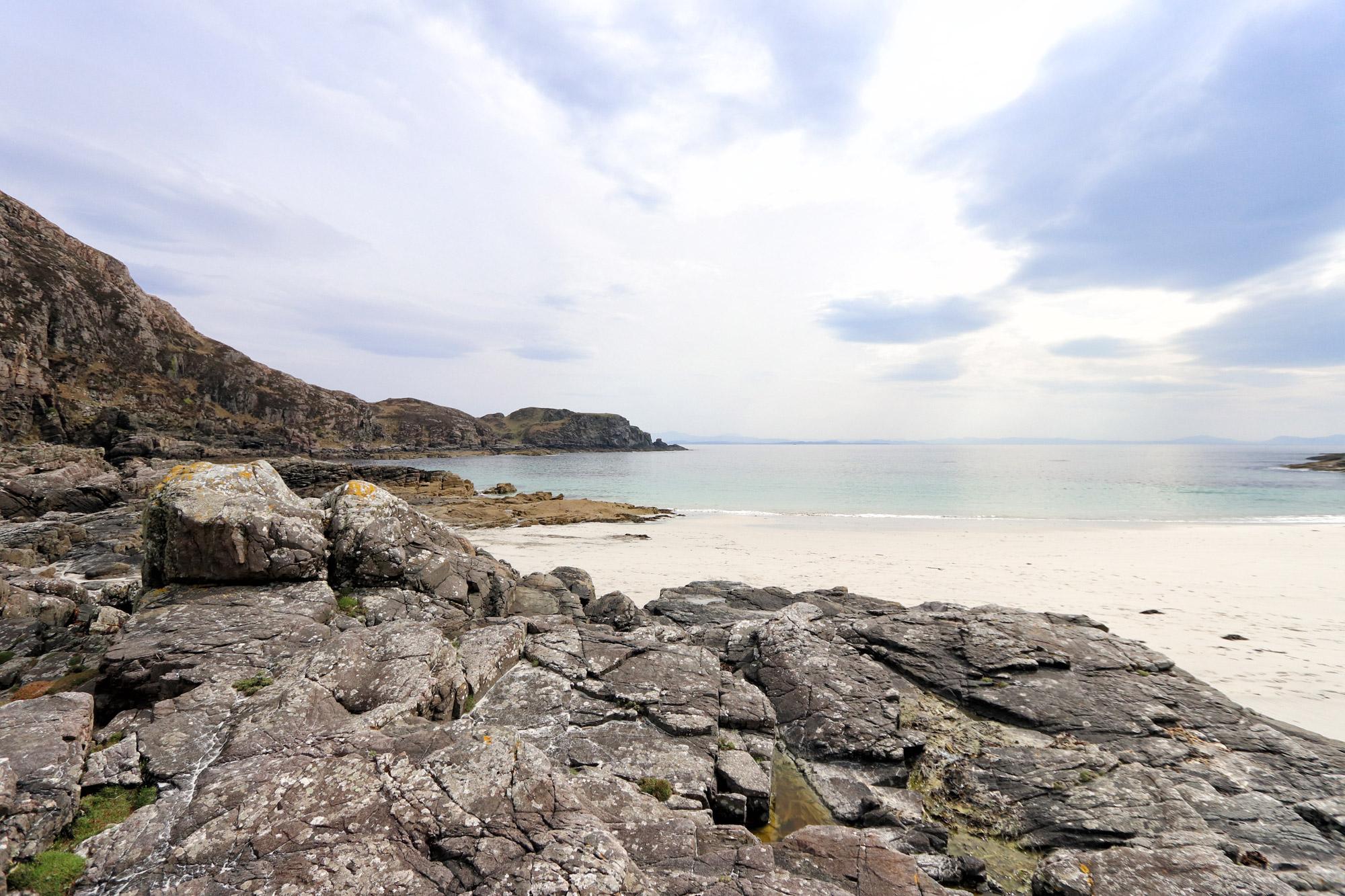 De hoogtepunten van Isle of Skye - Camas Daraich