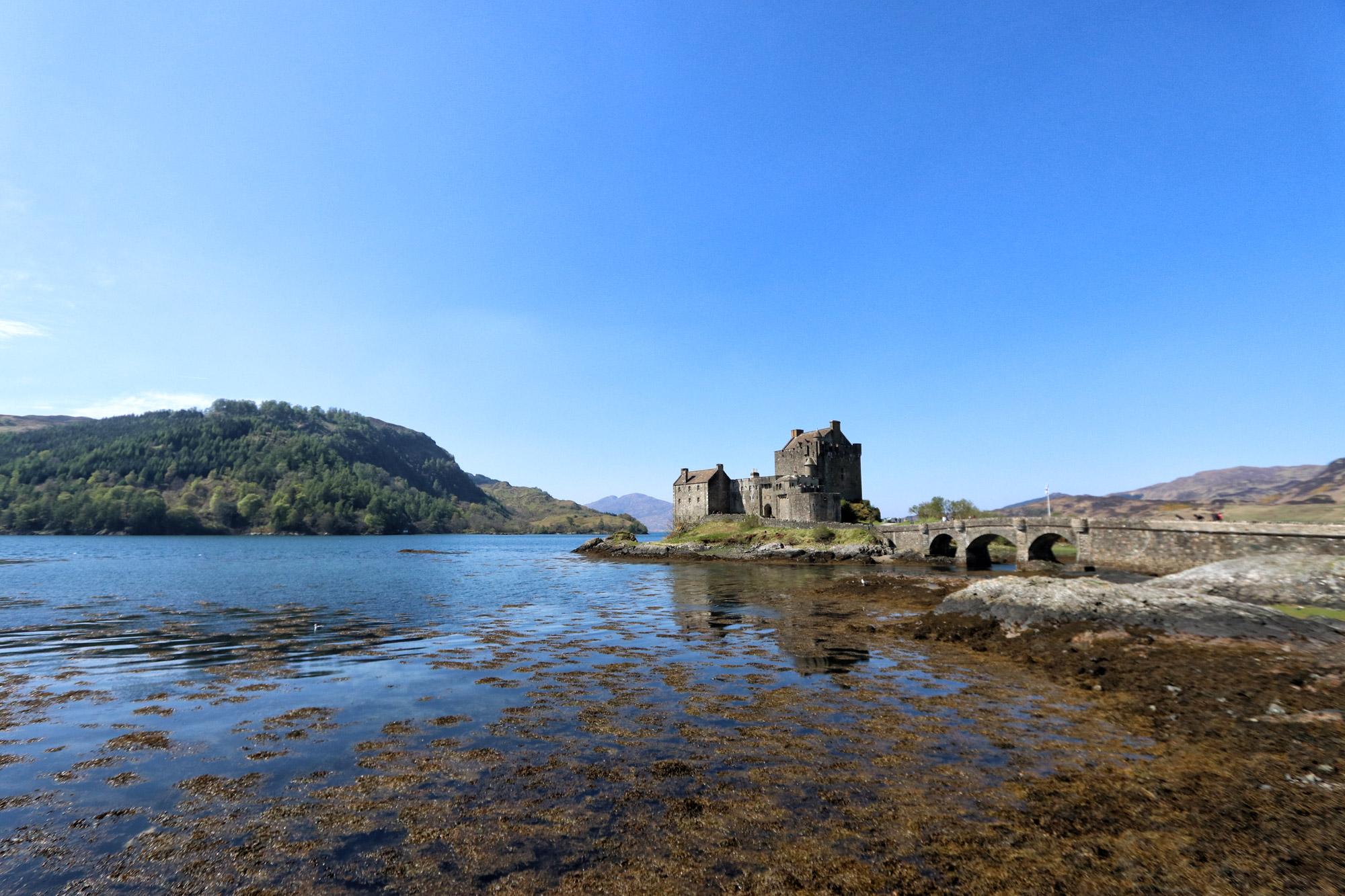 De hoogtepunten van Isle of Skye - Eilean Donan Castle