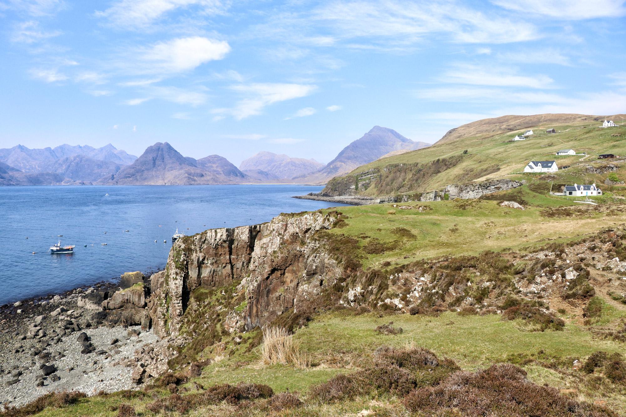 De hoogtepunten van Isle of Skye - Elgol